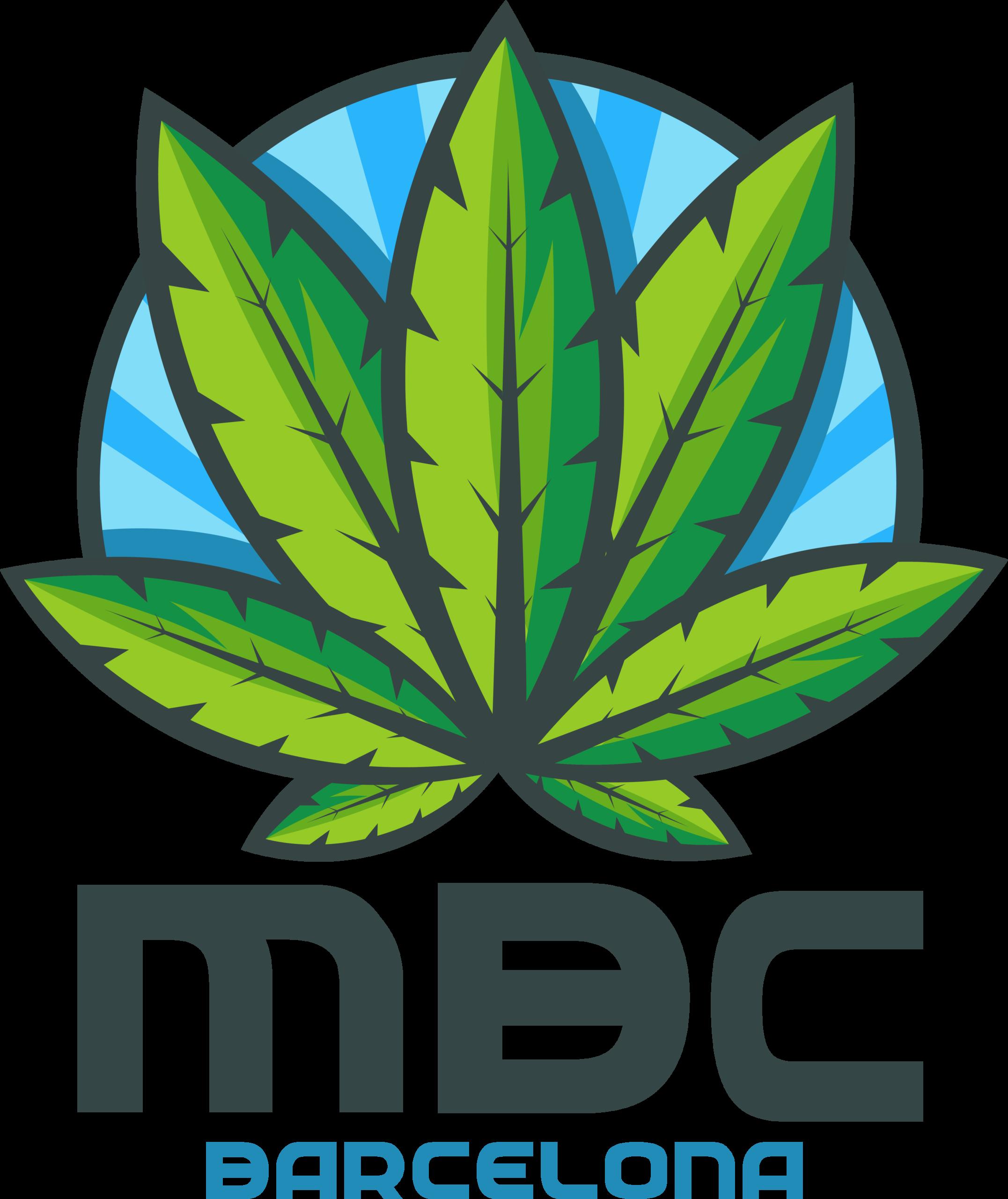 Marijuana Barcelona Club Logo
